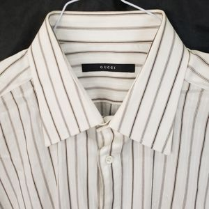 Gucci Men's Dress Shirt
